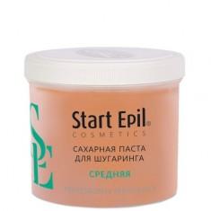 Start Epil, Сахарная паста для шугаринга «Средняя» , 750 г Aravia professional