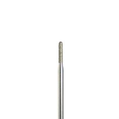 Алмазная насадка 68, синяя (средняя жесткость), D=1,8 мм