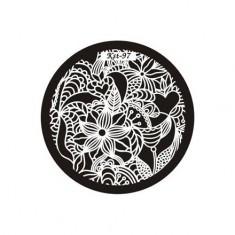 El Corazon, диск для стемпинга Kst-97 Kaleidoscope