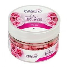 EVABOND, Воск для лица «Face Wax», Роза, 45 г IRISK