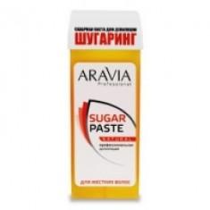 Aravia Professional - Паста сахарная для депиляции в картридже Натуральная, мягкой консистенции, 150 г. Aravia Professional (Россия)