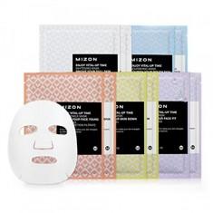 маска листовая для лица mizon enjoy vital-up time mask