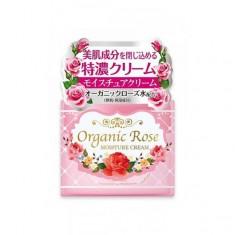 увлажняющий крем с экстрактом розы meishoku organic rose moisture cream