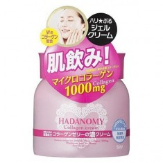 крем ночной для лица с коллагеном sana hadanomy collagen cream