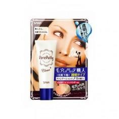 база под макияж выравнивающая sana pore putty make up base clear