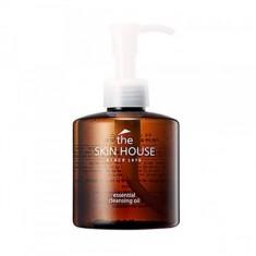 очищающее гидрофильное масло the skin house essential cleansing oil