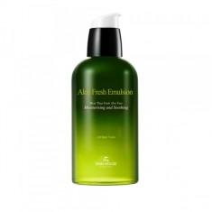 успокаивающая эмульсия the skin house aloe fresh emulsion