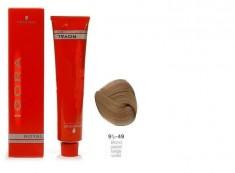 SCHWARZKOPF PROFESSIONAL 9,5-49 краска для волос Светлый блондин пастельный перламутровый / Игора Роял 60 мл