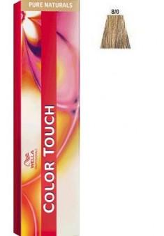 WELLA PROFESSIONALS 8/0 краска для волос, светлый блонд / Color Touch 60 мл