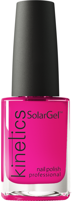 KINETICS 370 лак профессиональный для ногтей / SolarGel Polish Escape 15 мл