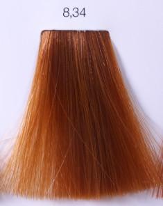 L'OREAL PROFESSIONNEL 8.34 краска для волос / ИНОА ODS2 60 г LOREAL PROFESSIONNEL