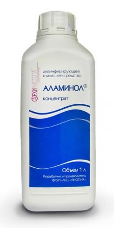 ЧИСТОВЬЕ Концетрат Аламинол 1 л
