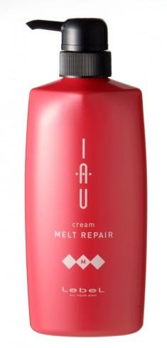 LEBEL Аромакрем тающей текстуры для увлажнения волос / IAU cream MELT REPAIR 600 мл
