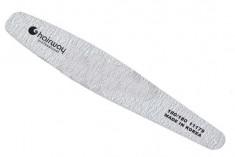 HAIRWAY Пилка contour зебра 180/180