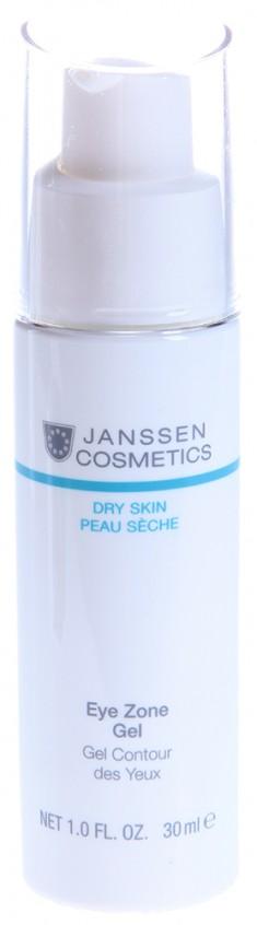 JANSSEN COSMETICS Гель от морщин для кожи вокруг глаз / Eye Zone Gel DRY SKIN 30 мл