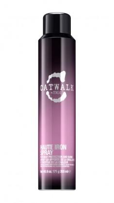 TIGI Спрей термозащитный выпрямляющий / CATWALK Haute Irone Spray 200 мл