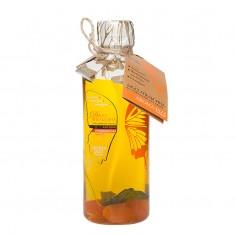 AROMA JAZZ Масло массажное жидкое для тела Апельсиновый джаз 350 мл