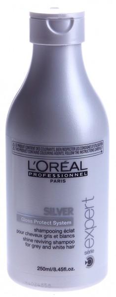 L'OREAL PROFESSIONNEL Шампунь для седых волос / СИЛЬВЕР 300 мл LOREAL PROFESSIONNEL