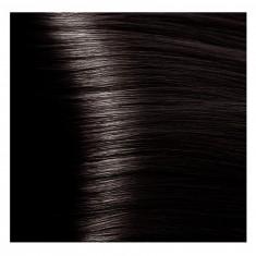 KAPOUS 4.84 крем-краска для волос / Hyaluronic acid 100 мл