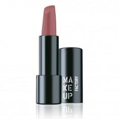 MAKE UP FACTORY Помада полуматовая устойчивая для губ, 230 нюдовый персик / Magnetic Lips semi-mat & long-lasting 4 г
