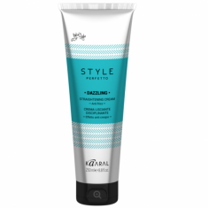 KAARAL Крем для выпрямления волос / STYLE Perfetto DAZZLING STRAIGHTENING CREAM 250 мл