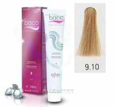 KAARAL 9.10 краска для волос / Baco COLOR 100 мл