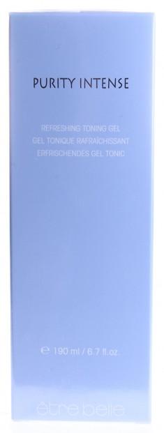 ETRE BELLE Гель-тоник освежающий для комбинированной, склонной к воспалениям кожи / Refreshing Toning Gel Purity Intense 190 мл