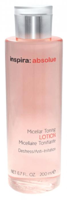 INSPIRA COSMETICS Тоник мицеллярный / Micellar Toning Lotion INSPIRA ABSOLUE 200 мл Janssen