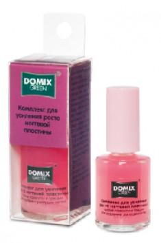 DOMIX Комплекс для усиления роста ногтевой пластины / DG 11 мл