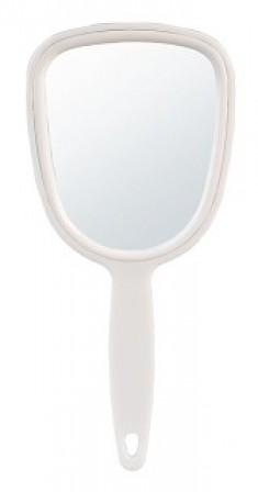 SIBEL Зеркало с ручкой 10*23 см