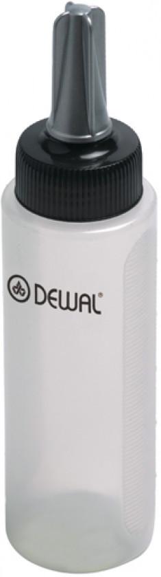 DEWAL PROFESSIONAL Аппликатор белый с черной крышкой 150 мл