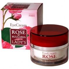 Rose of Bulgaria крем для кожи вокруг глаз 25 мл Rose of Bugaria