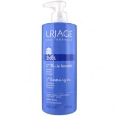 Uriage (Урьяж) (Uriage) Первое очищающее пенящееся масло флакон-помпа 500 мл