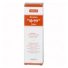 Витамин Ф99 крем жирный 50мл N1 туба