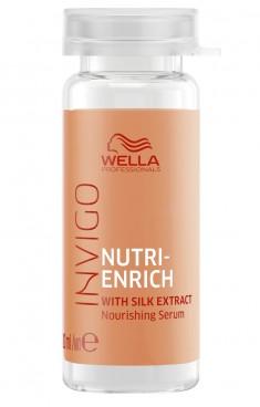 Wella Invigo Nutri-Enrich Питательная сыворотка 8x10мл