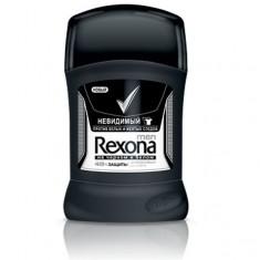 Rexona Антиперспирант-карандаш мужской Невидимый на черном и белом 50мл