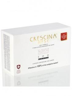 Crescina Комплекс 500 для женщин Лосьон для стимуляции роста волос №20 + Лосьон против выпадения волос №20 3,5 мл