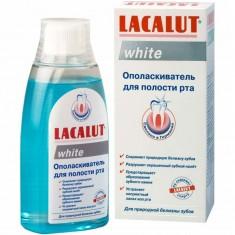Лакалют Уайт Ополаскиватель для рта 300мл LACALUT