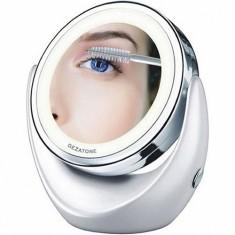 Gezatone косметическое зеркало с 5х увеличением и подсветкой LM110