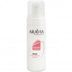 Aravia Мусс после депиляции с экстрактом хлопка 160мл Aravia professional