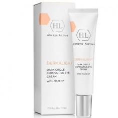 Holy Land Dermalight Dark Circle Corrective Eye Cream make-up корректирующий крем с тоном 15мл