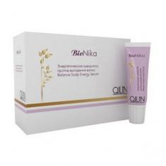 Энергетическая сыворотка против выпадения волос, 6 шт.*15 мл (Ollin Professional)