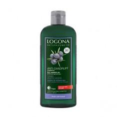 Шампунь против перхоти с маслом Био-Можжевельника, 250 мл (Logona)