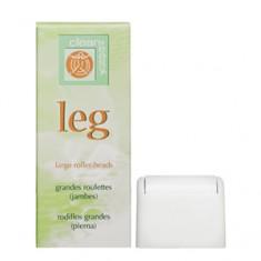 Роликовые головки для ног (на 80 г), 1 шт. (Clean+Easy)