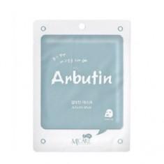 Маска с арбутином тканевая, 22 г (Mijin)