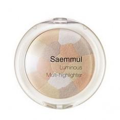 Хайлайтер минеральный, 02 Gold Beige, 8 г (The Saem)