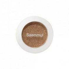 Тени кремовые для век, оттенок BR01 Blondie, 1,8 г (The Saem)