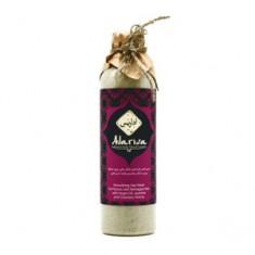 Маска разглаживающая с маслом арганы, жасмином и бесцветной хной для пористых и поврежденных волос, 250 мл (Adarisa)
