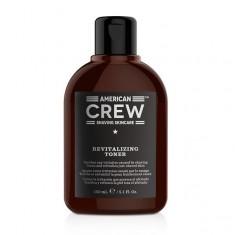 American Crew Revitalizing Toner Восстанавливающий лосьон после бритья 150мл
