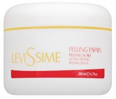 LEVISSIME Пилинг с папаином для лица и тела / Peeling Papain 200 мл